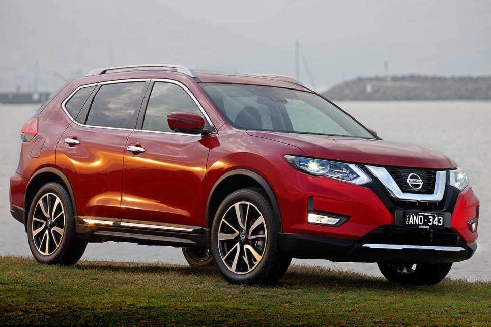 Nissan X-Trail ST 2017 review: snapshot | CarsGuide
