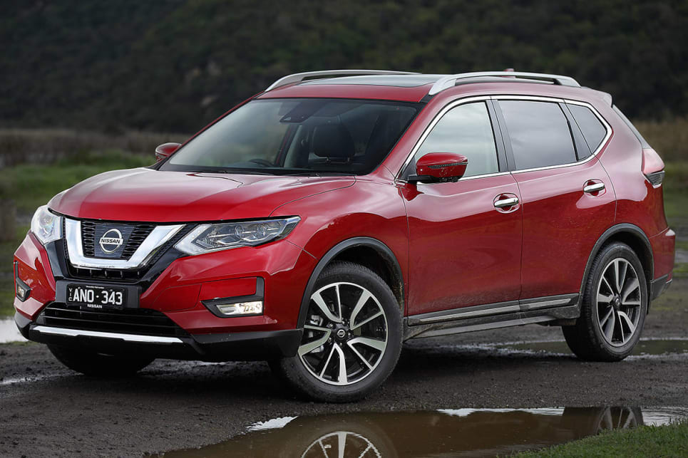 Nissan X Trail Ts Review Snapshot Carsguide