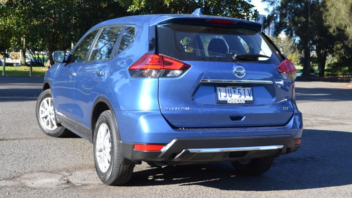 Nissan x trail st 2wd 7 seat 2017 review carsguide - Garage volkswagen saint cloud ...