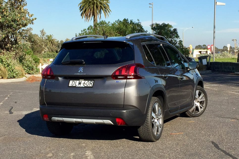 peugeot 2008 allure 2017 review | carsguide