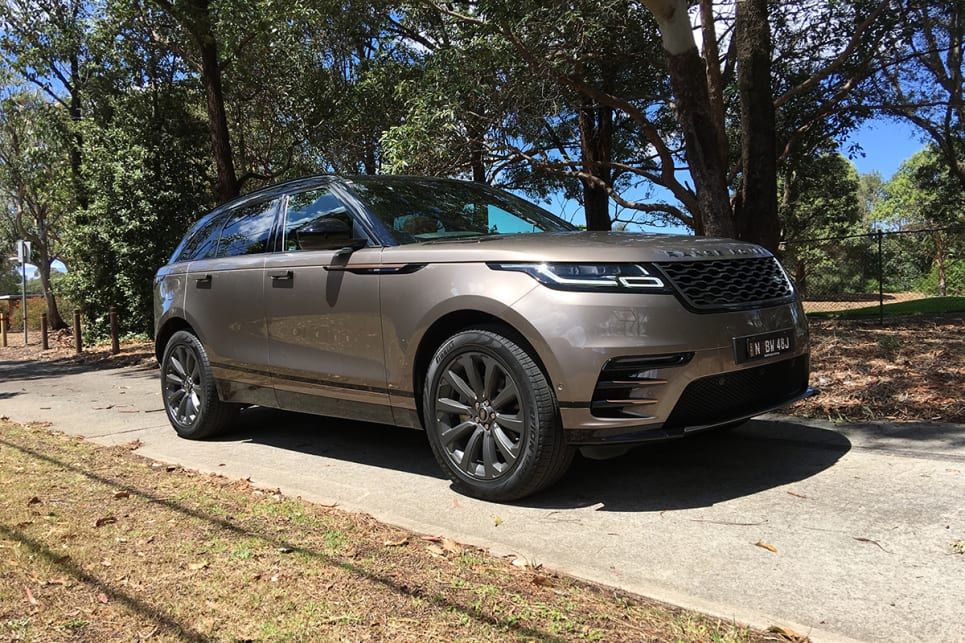 Too Pretty To Take Off Road Range Rover 039 S New Velar