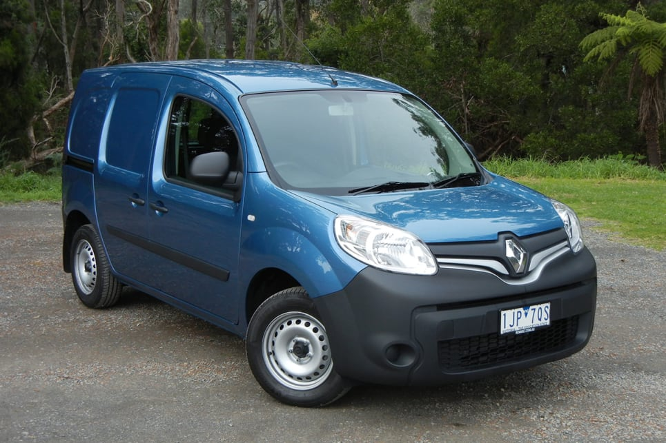 The Kangoo features typically quirky but cute European styling. (Image credit: Mark Oastler)