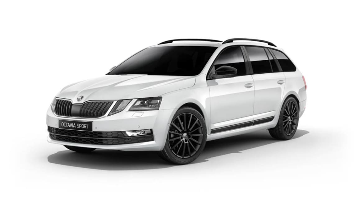 skoda octavia 2017 new car sales price car news carsguide. Black Bedroom Furniture Sets. Home Design Ideas