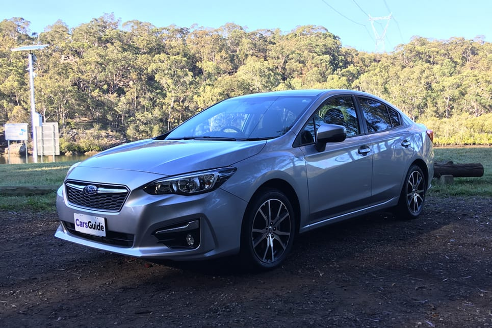 subaru impreza sedan 2017 review carsguide