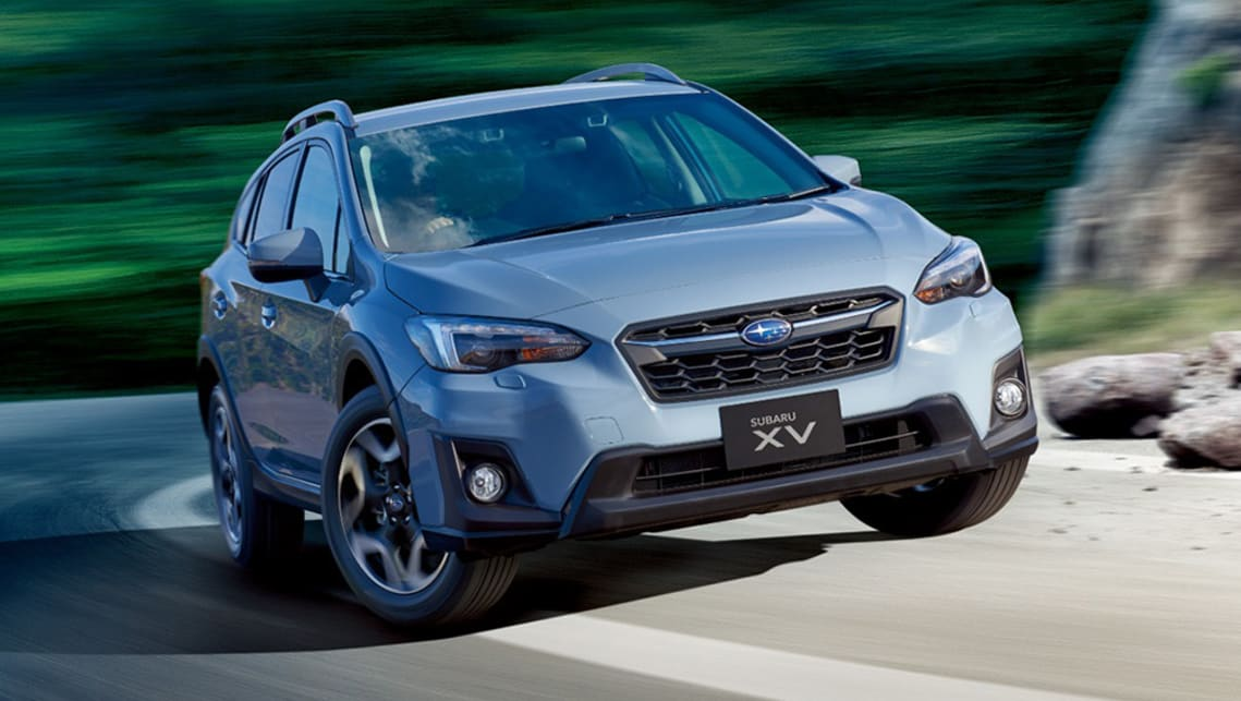 subaru xv price and spec confirmed for 2017 car news carsguide. Black Bedroom Furniture Sets. Home Design Ideas