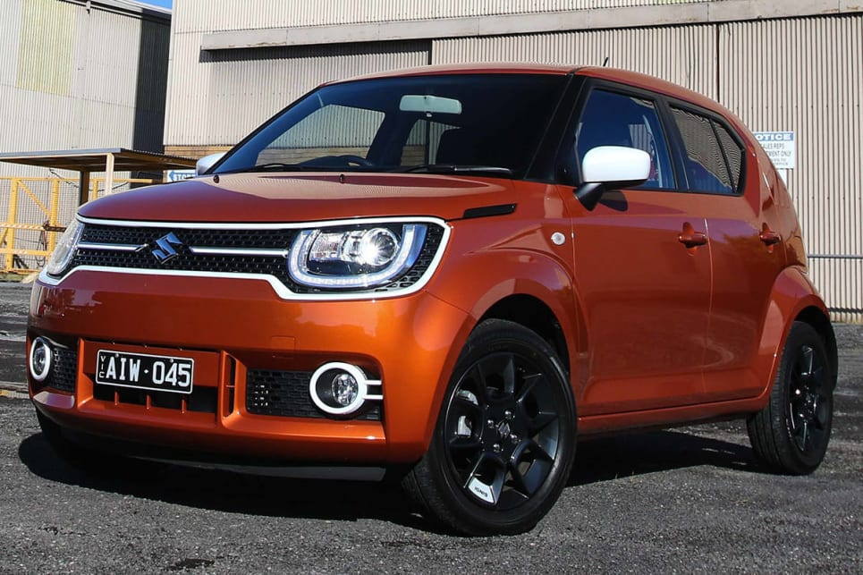 The Suzuki Ignis is simply a reborn small SUV - so why has everyone fallen in love with it? (Image credit: Tim Robson)