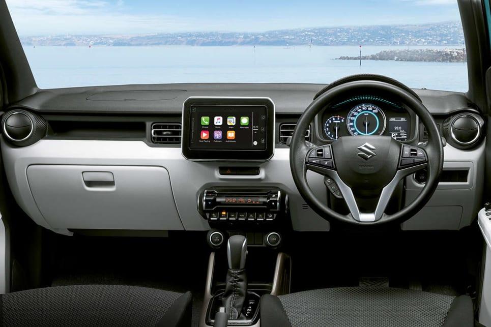 Suzuki ignis 2017 specs