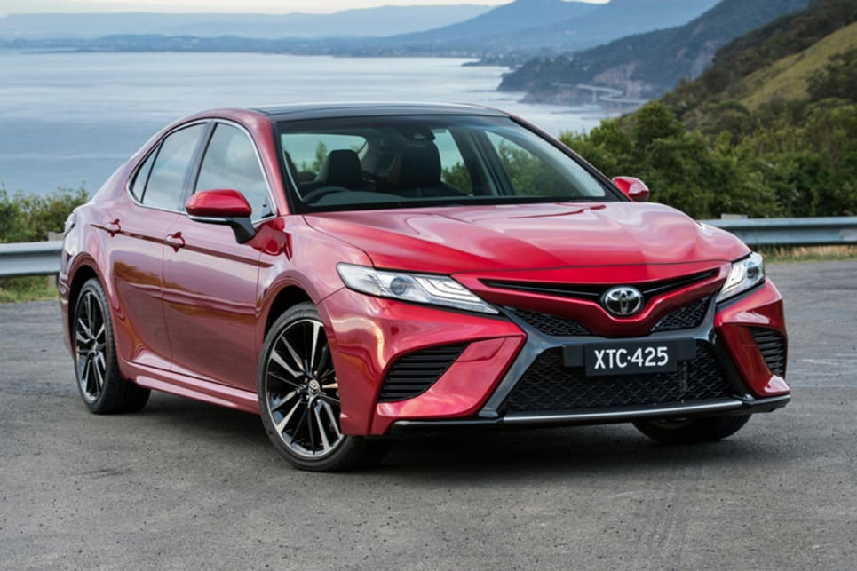 Toyota Camry 2018 Pricing And Specification Confirmed