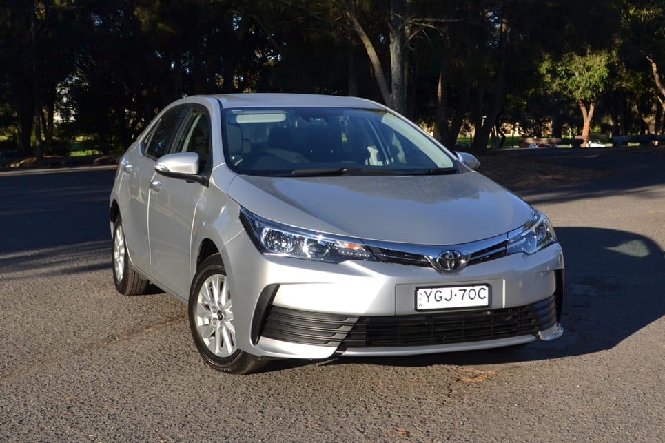 Toyota Corolla  Car Review