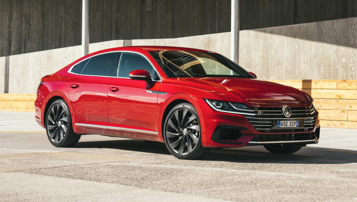 Volkswagen Arteon 2017 pricing and spec confirmed - Car News | CarsGuide