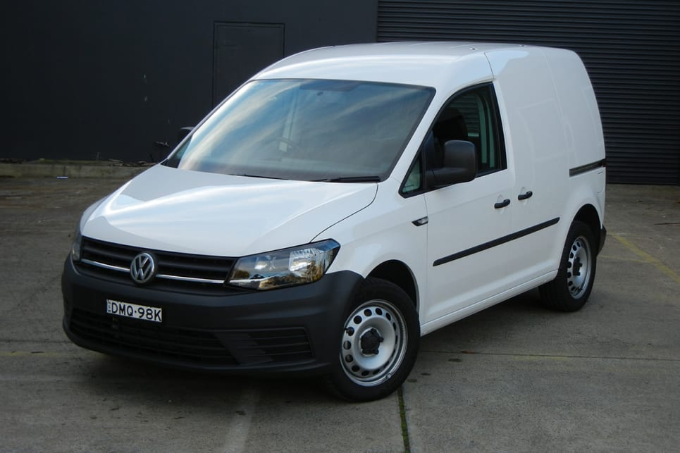 Vw caddy 2017