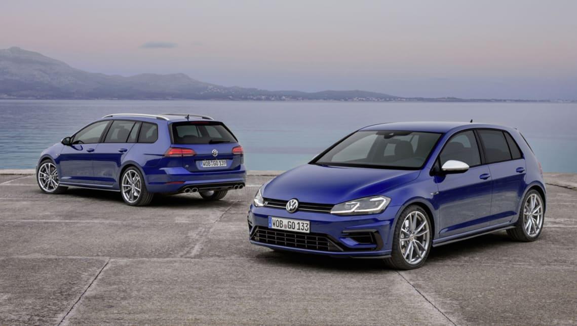 Volkswagen Golf R 2017 Wagon And Wolfsburg Edition Pricing