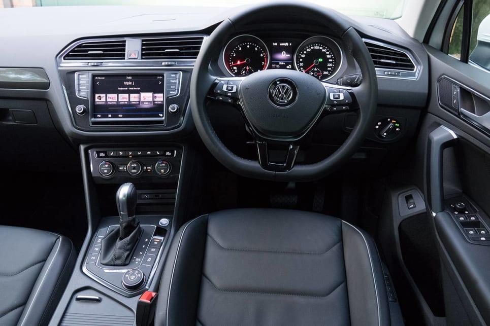 Volkswagen Tiguan 162tsi Highline 2017 Review Road Test