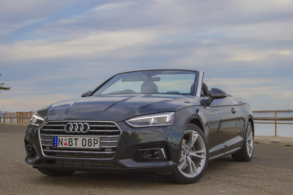 Audi A Cabriolet TFSI Quattro Review CarsGuide - Audi a5 review
