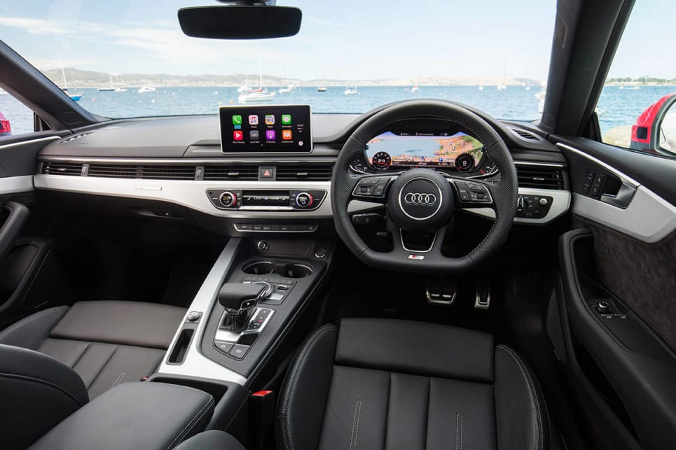 Audi A5 2017 Review Carsguide