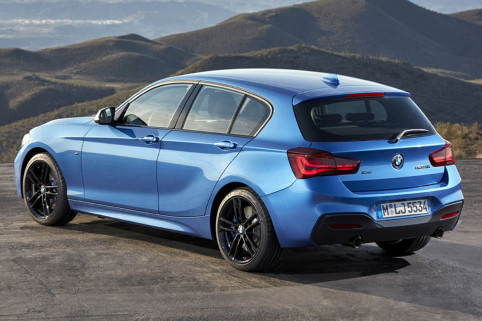 bmw 1 series 2017 pricing and spec confirmed car news carsguide. Black Bedroom Furniture Sets. Home Design Ideas