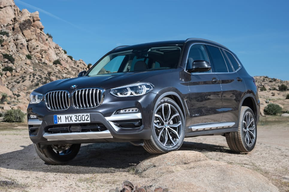 BMW X3 2017 Pricing And Spec Confirmed