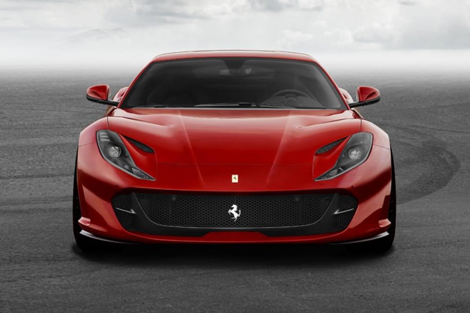 Toyota Suv Used >> Ferrari confirms SUV plans - Car News | CarsGuide