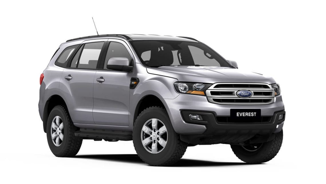 Ford Everest 2017 | new car sales price - Car News | CarsGuide