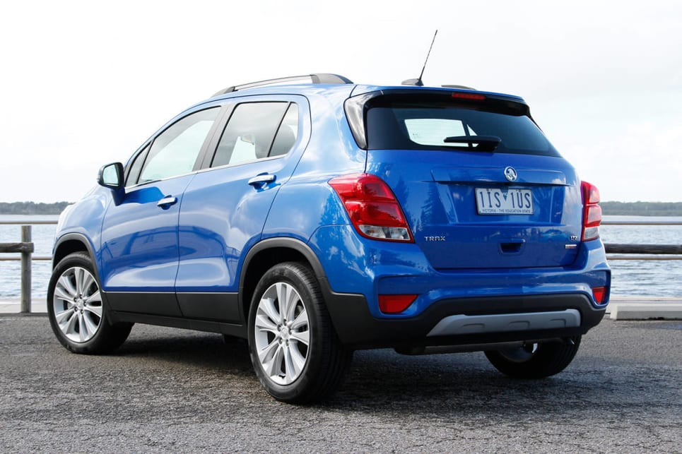 Holden Trax LTZ 2017 review | CarsGuide