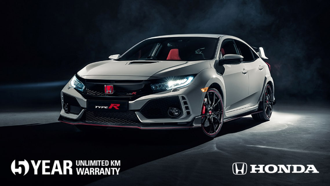 Honda Extends Its Warranty From Three Years/100,000km To Five  Years/unlimited Kilometres On All New Cars Sold From July 1.
