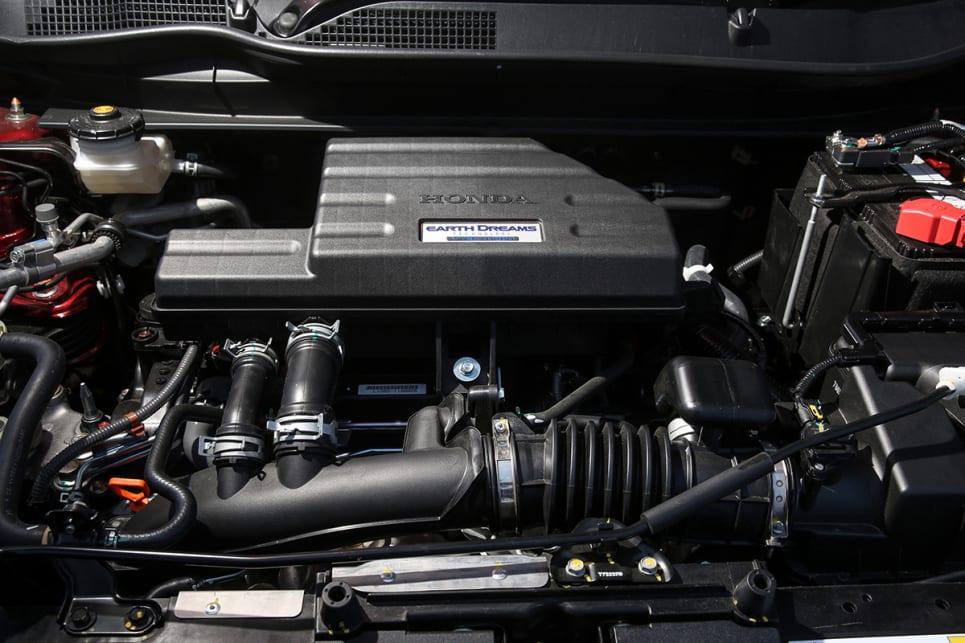 Honda Cr V 2017 Review Carsguide