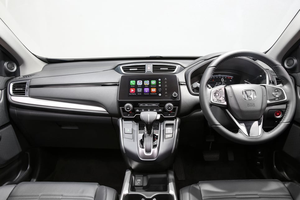Honda CR-V VTi-L 2017 review: snapshot | CarsGuide