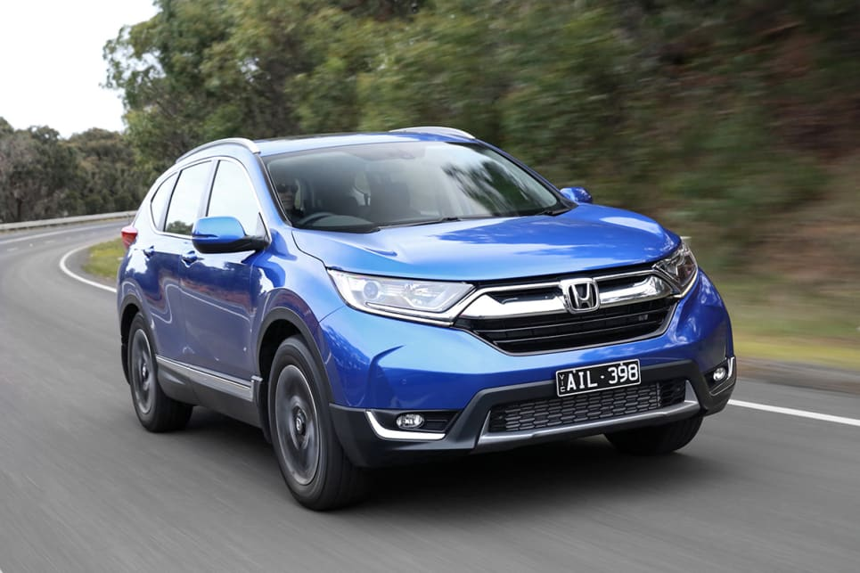 Crv 2017 Review >> Honda Cr V 2017 Review Carsguide