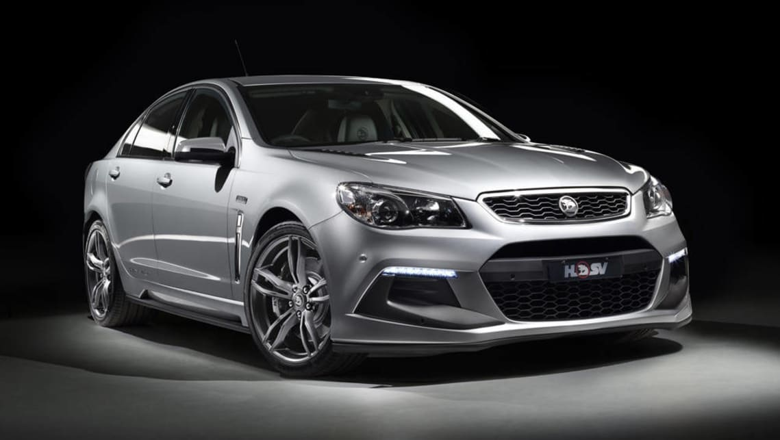 2017 Hsv Gtsr W1 Revealed Amid 30 Years Specials New Car