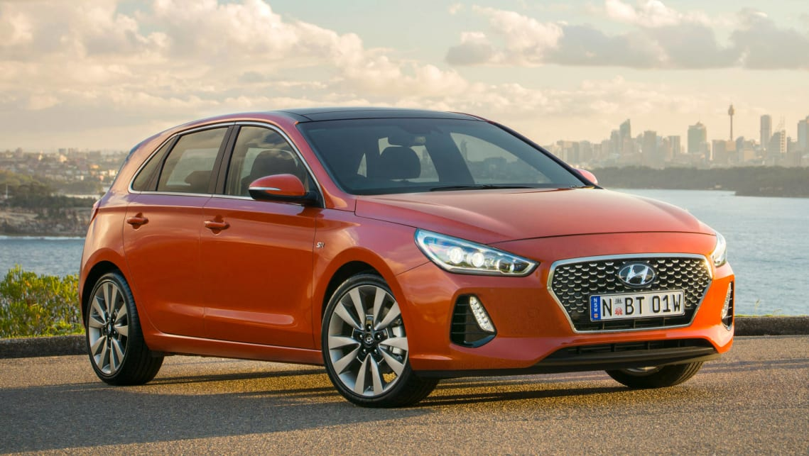 2017 hyundai i30 new car sales price car news carsguide. Black Bedroom Furniture Sets. Home Design Ideas