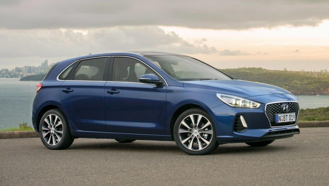 2017 Hyundai I30 New Car Sales Price Car News Carsguide