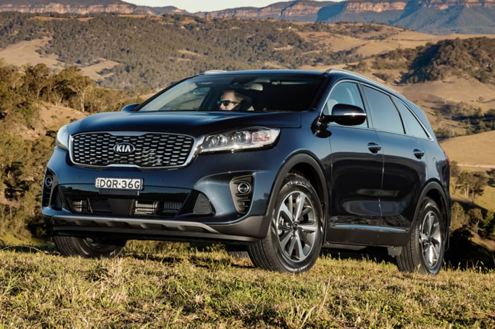 kia sorento 2018 pricing and spec confirmed car news carsguide. Black Bedroom Furniture Sets. Home Design Ideas