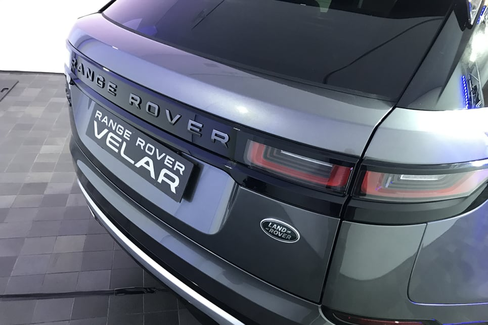 Range Rover Velar 2017 20 Questions With Design Boss