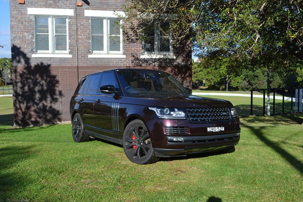 Range Rover Svautobiography Dynamic 2017 Review Carsguide