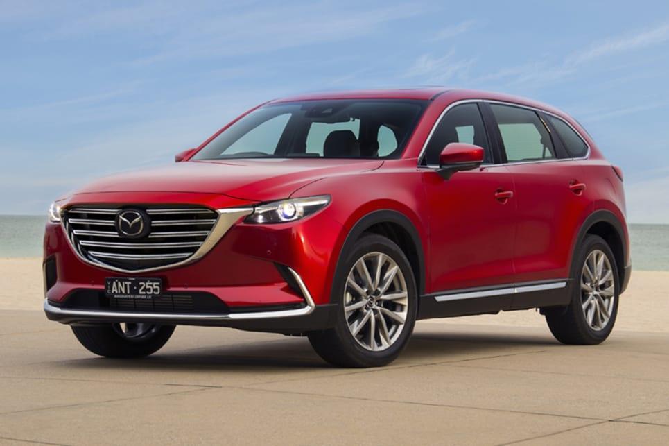 Mazda cx 9 azami price