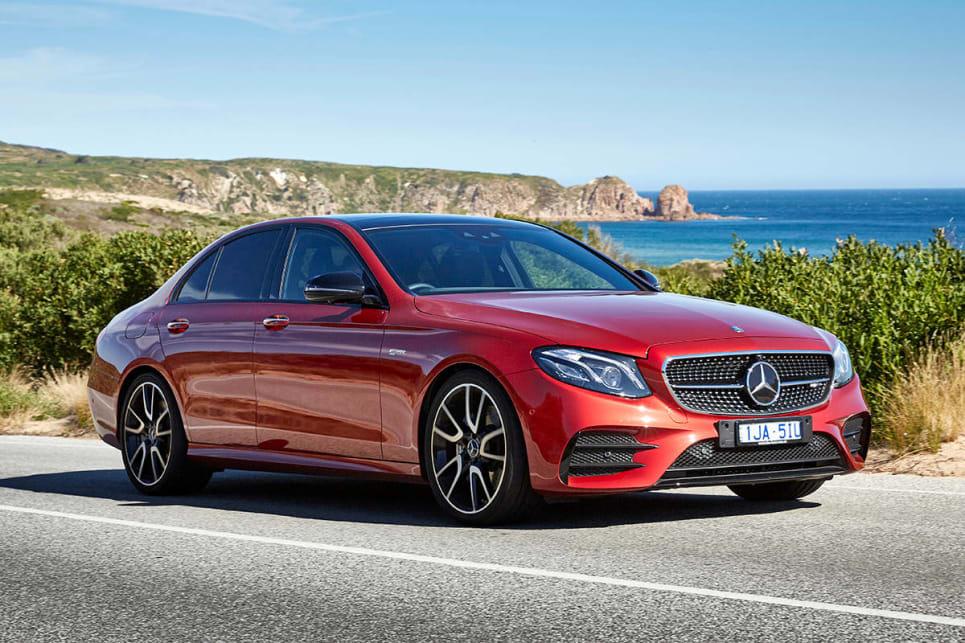 Mercedes amg e43 2017 review carsguide for 2017 mercedes benz e43 amg