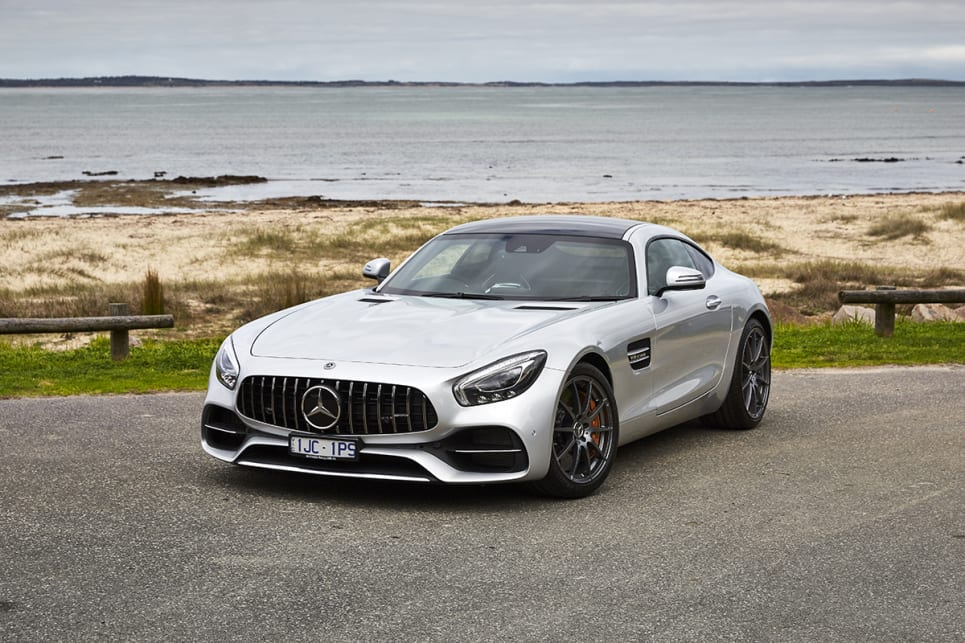 Mercedes Amg Gt Carsguide