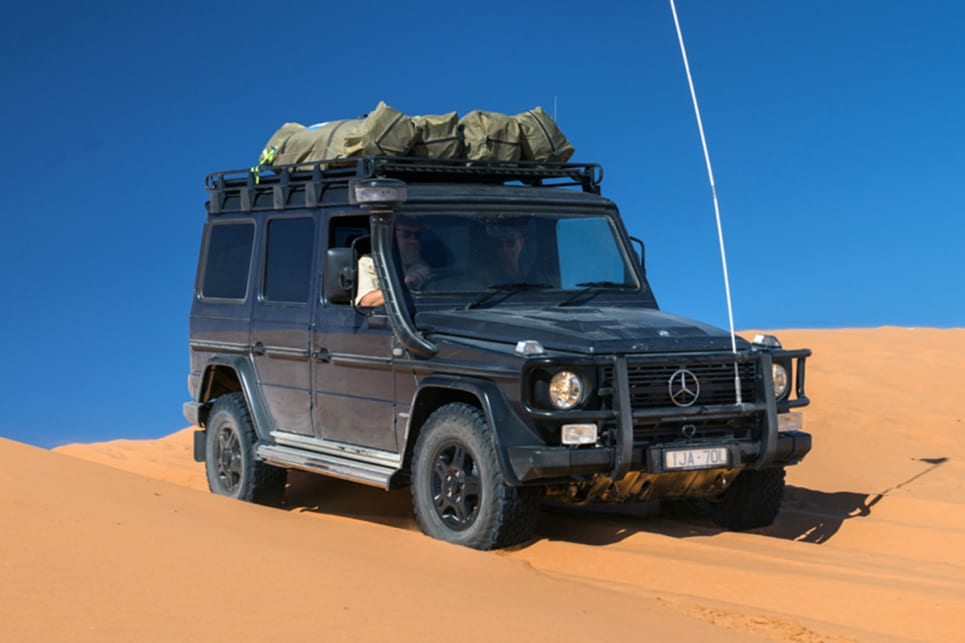 Mercedes-Benz G300 CDI Professional Wagon 2017 pricing and spec ...