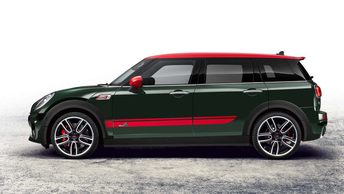 2017 Mini Clubman Jcw New Car Sales Price Car News Carsguide