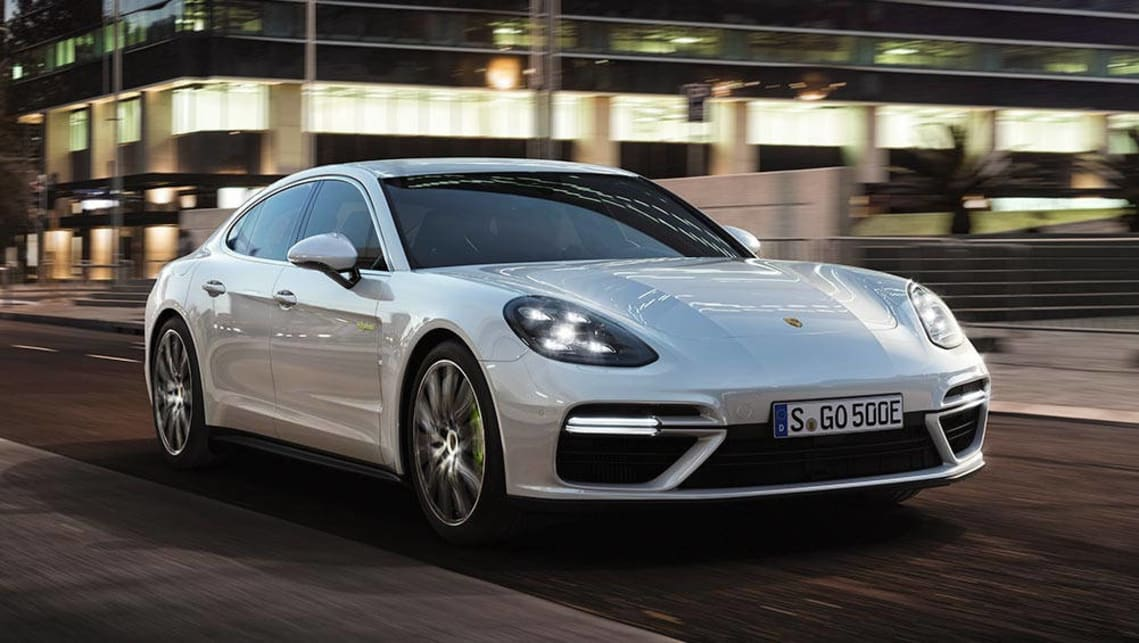2017 Porsche Panamera Turbo S E Hybrid New Car Sales Price Car