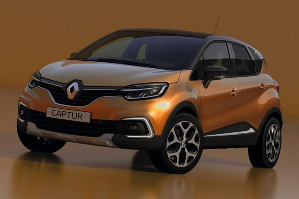 Renault captur price australia