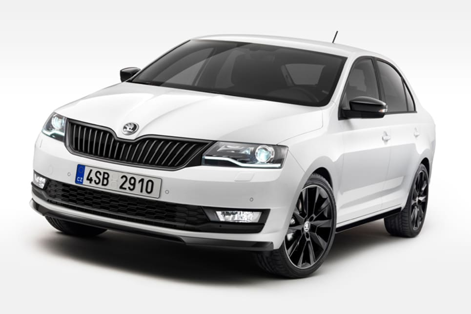 Skoda Rapid Monte Carlo launched in India at Rs 10.75 lakh