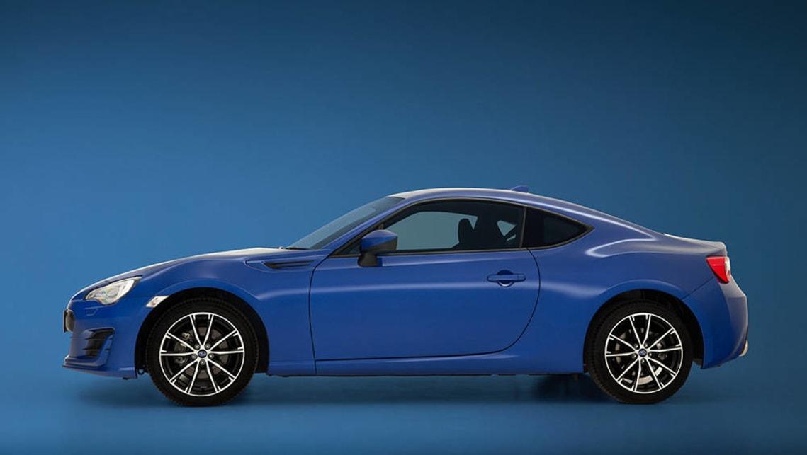 2017 Subaru Brz New Car Sales Price Car News Carsguide