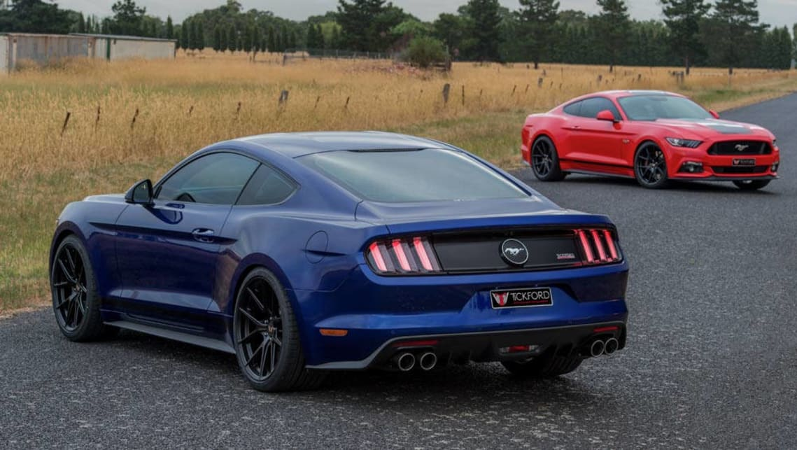 Shock! Ford Mustang scores 2-star ANCAP rating