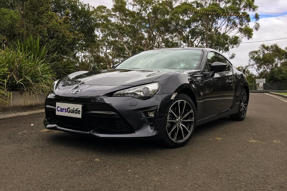 Toyota 86 2017 Review Carsguide
