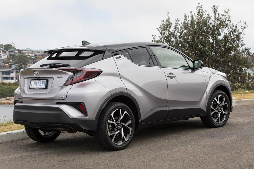 toyota c-hr koba awd 2018 review | carsguide