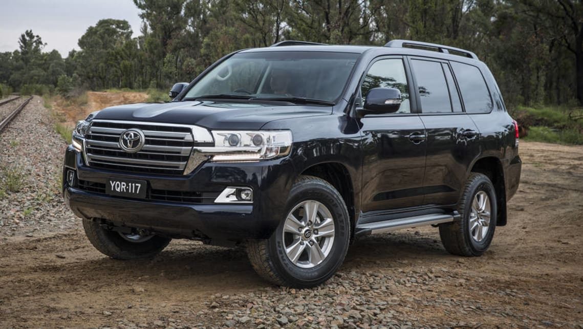 Toyota Land Cruiser 200 Series Altitude 2017 New Car