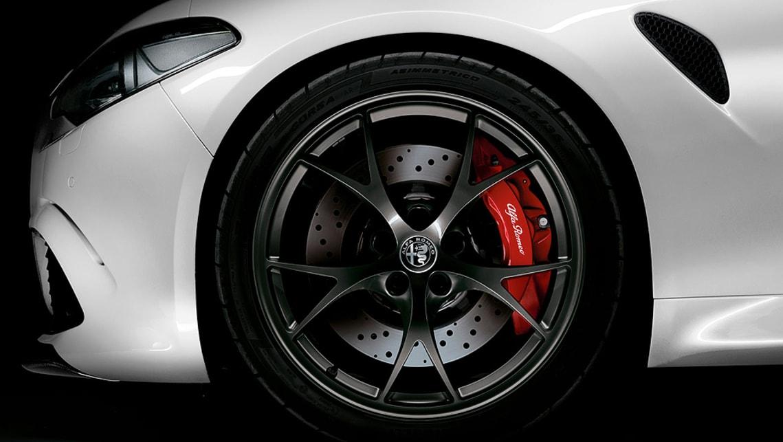 Alfa Romeo Giulia Quadrifoglio Carbonio Edition 2018 Pricing And