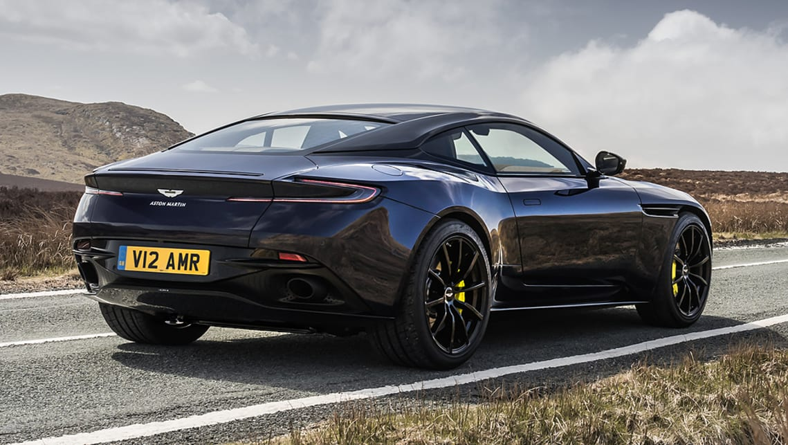 Aston Martin Db11 Amr 2018 Pricing And Specs Confirmed Car News