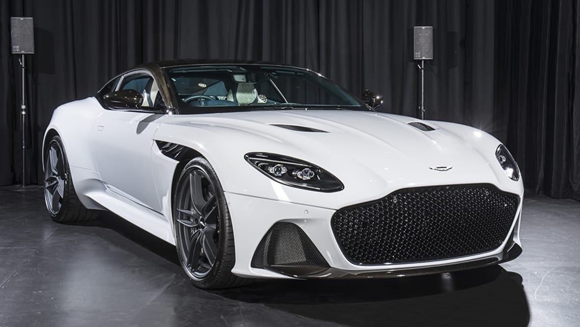 Aston Martin DBS Superleggera Pricing And Spec Confirmed Car - Aston martin dbs price